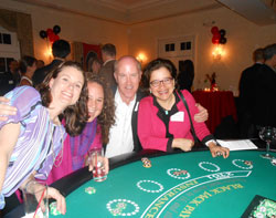 Casino Fundraiser Parties