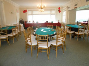 Poker Casino Parties