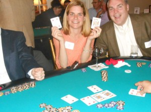 Poker Fundraiser Party