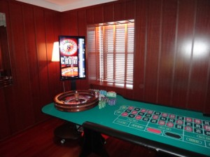 Casino Roulette Display