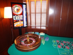 Roulette Display